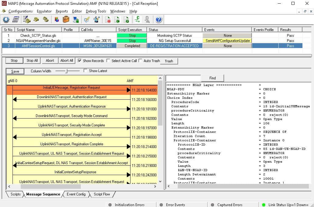 GL Releases 5G Core Network Emulator Suite - Newsletter