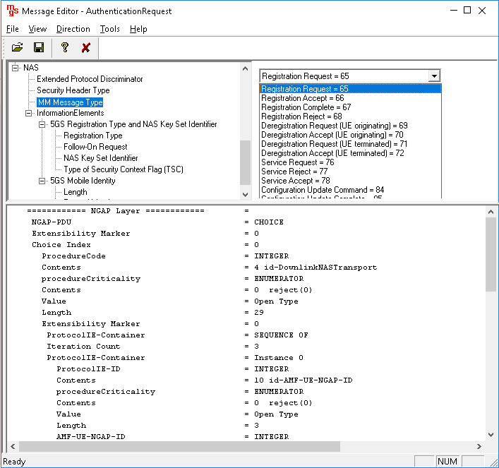MAPS™ 5G N1N2 Interface Emulator